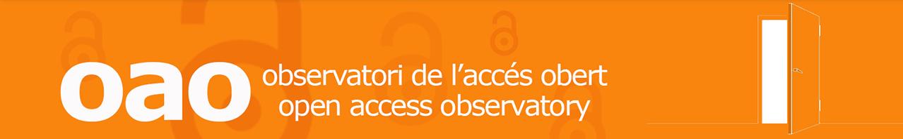 observatori del accés obert