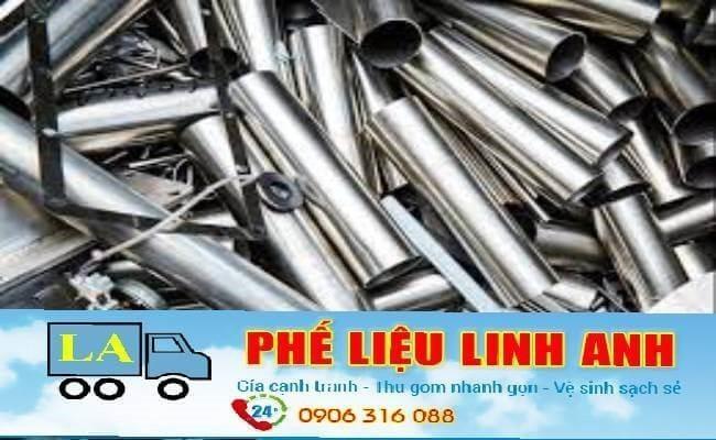 Phế Liệu Linh Anh - cơ sở thu mua phe lieu gia cao tphcm