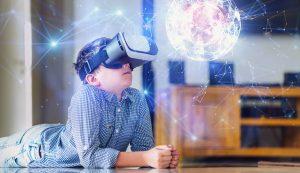 Realidad virtual en el aprendizaje en la niñez