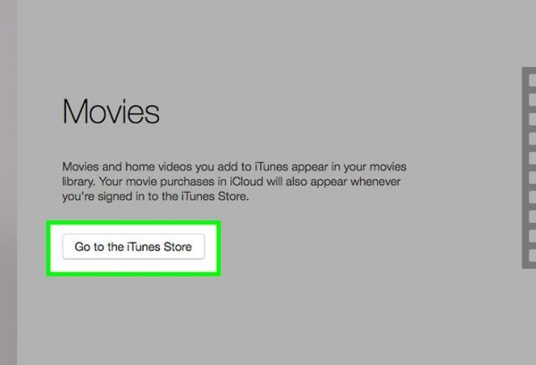 Good way to solve another issue when playing movies on iTunes
