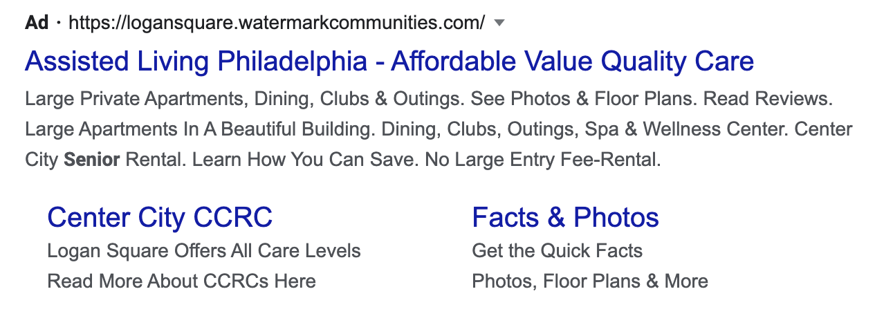 Google Ads: 7 Easy Steps For Assisted Living Facilities 13