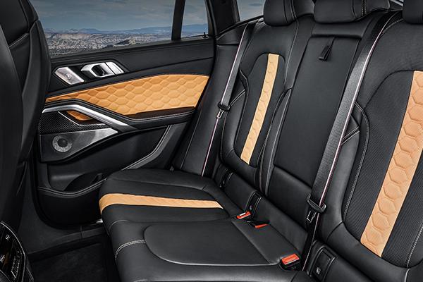 2020-BMW-X6-Seat