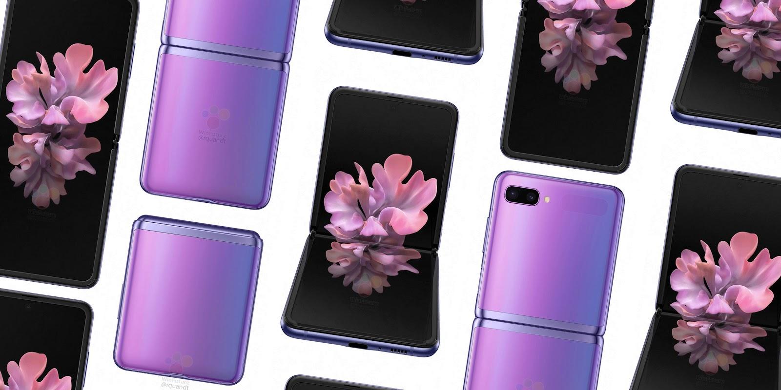 Ecco cosa sappiamo finora del Galaxy Z Flip in base alle voci sul prossimo telefono pieghevole.