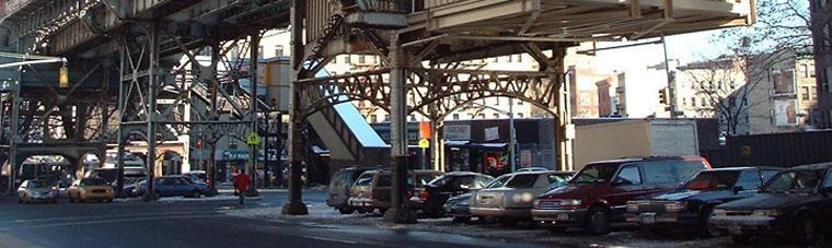125-а вулиця та Бродвей, Нью-Йорк
