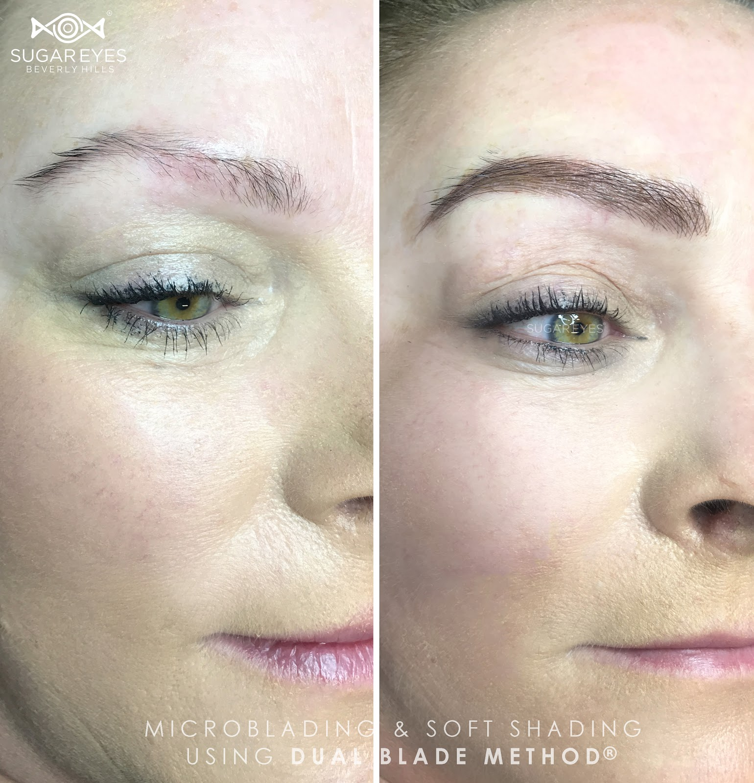 Microblading Result before and after
