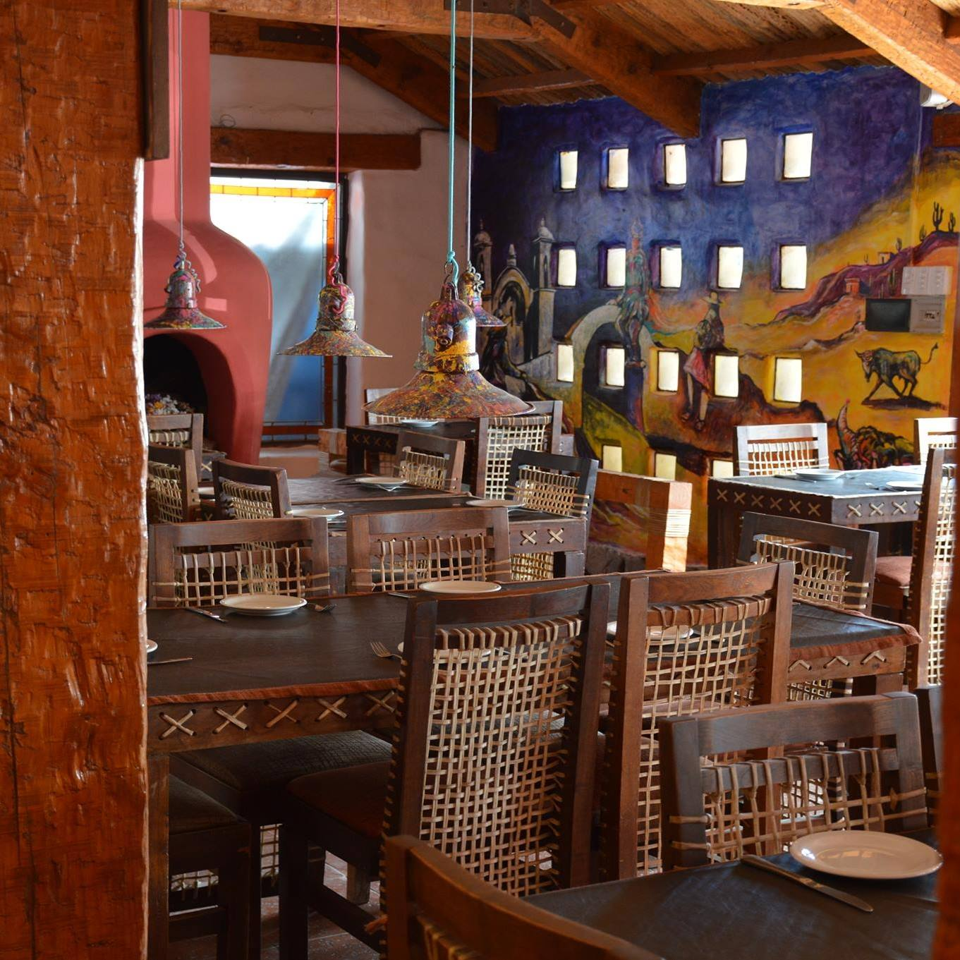 comer en restaurante los morteros purmamarca