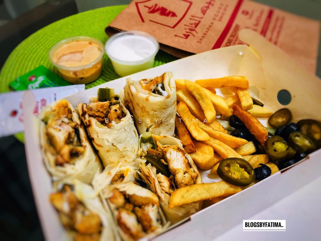 Bait al Shawarma Johar Town