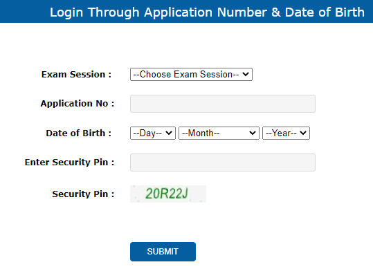 JEE Main April Admit Card 2021