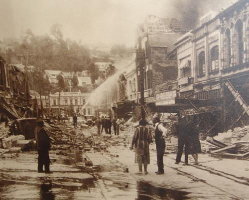 The 1931 Earthquake | Napier City Council
