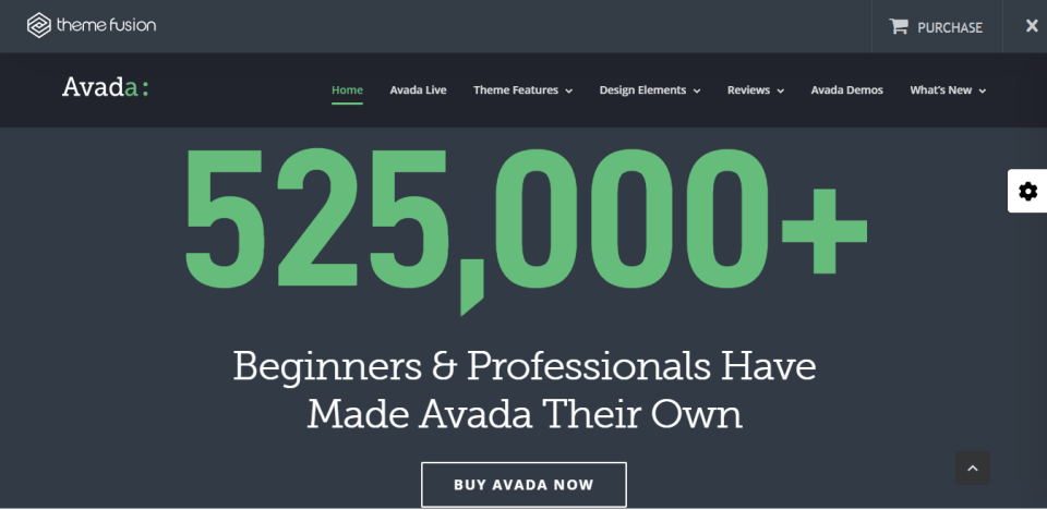 Avada best wordpress themes