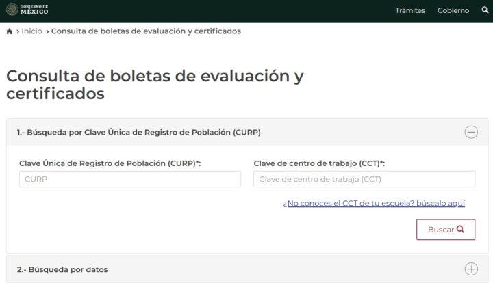 Como sacar certificado de Secundaria