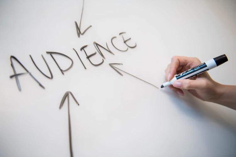 digital marketing, target audience