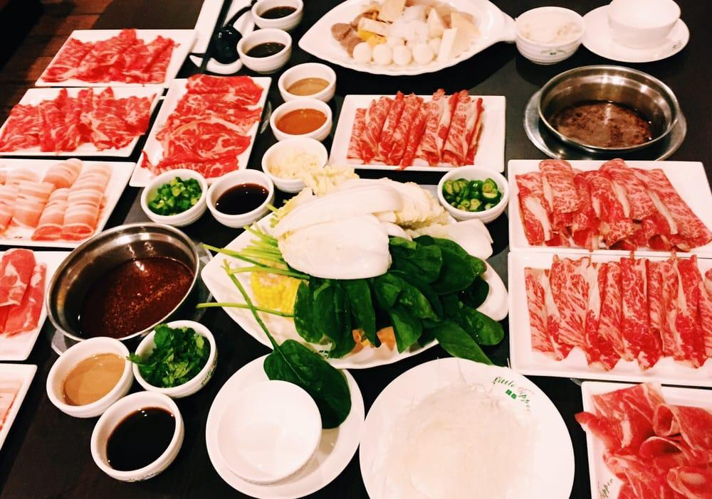 Photo of Little Dipper Shabu Shabu - Fremont, CA, United States. AYCE