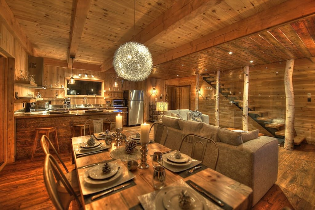 Cottages for rent in Charlevoix #5