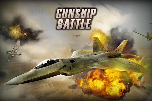GUNSHIP BATTLE: Helicopter 3D- screenshot thumbnail