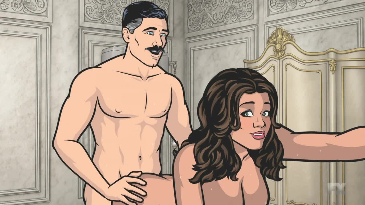 cartoon tv show sex