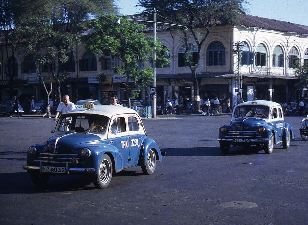 60 tấm ảnh màu đẹp nhất của đường phố Saigon thập niên 1960-1970 - 28