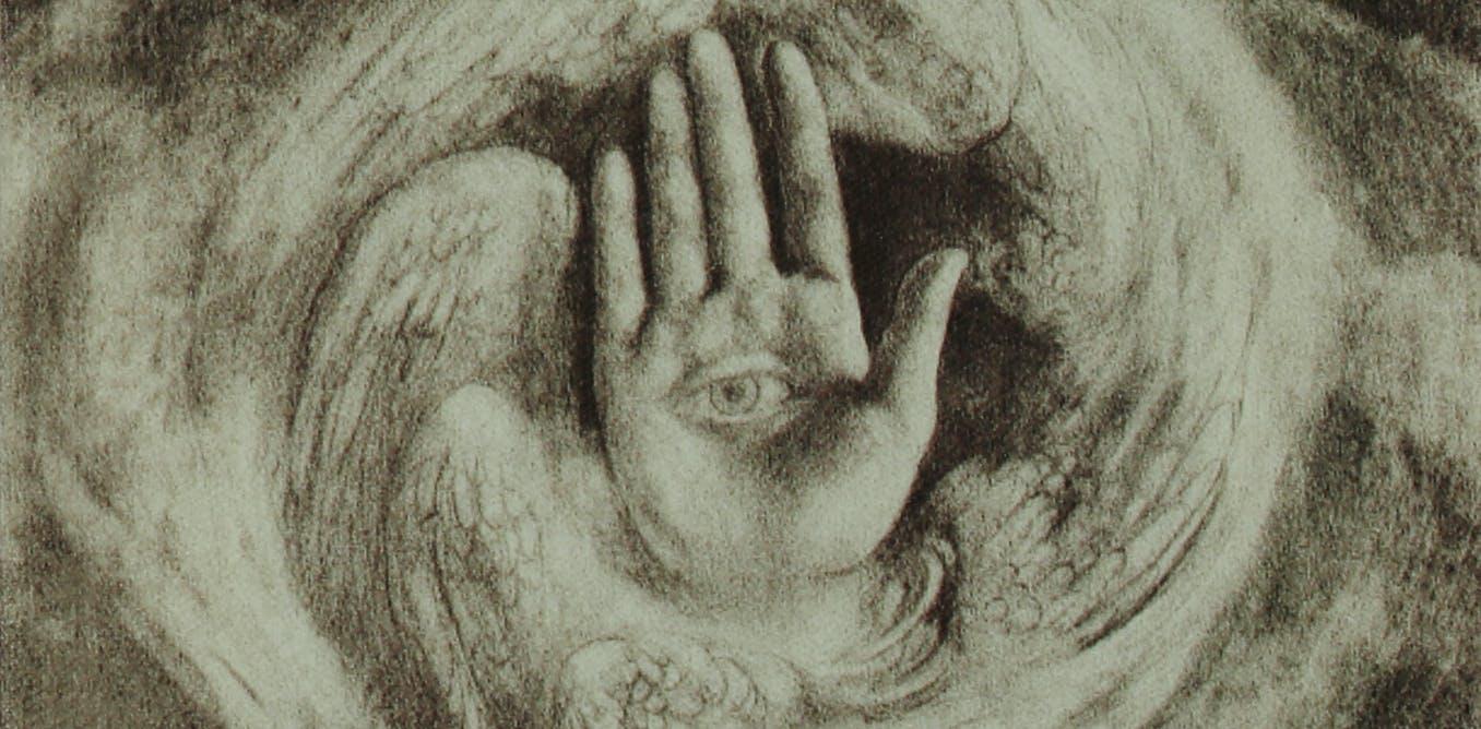 কাহলিল জিবরানের অঙ্কিত চিত্রকর্ম