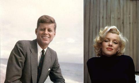 Kennedy and Marilyn Monroe Affairs
