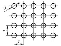 a1 - Круглое отверстие по квадрату