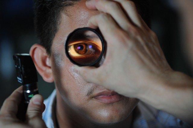 Tom Chang MD Eye Exam