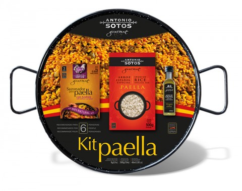 kit paella