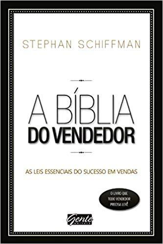 """Livro """"A Bíblia do Vendedor"""""""