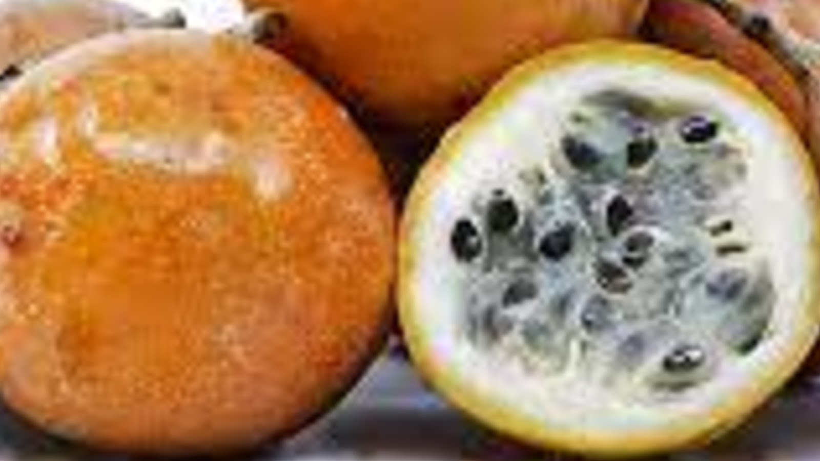 types of passion fruits