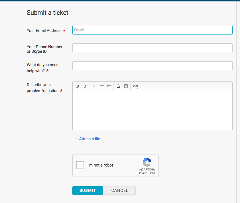 Supporting multiple brands in Freshdesk - setting up ticket