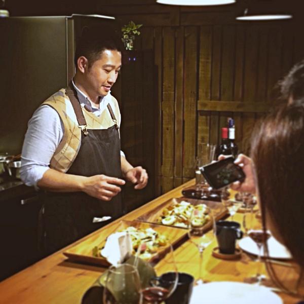 台北-廚藝教室-wayne的口嗜心飛料理實驗室