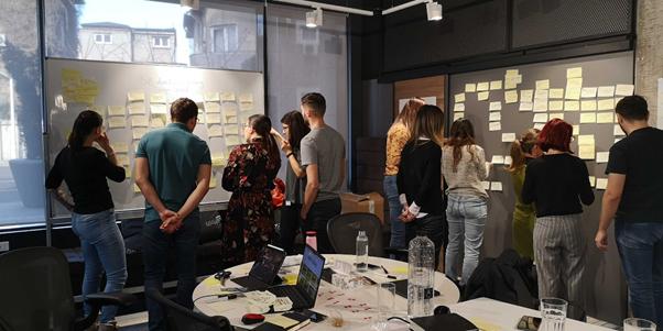 the-uipath-team-design-thinking-session