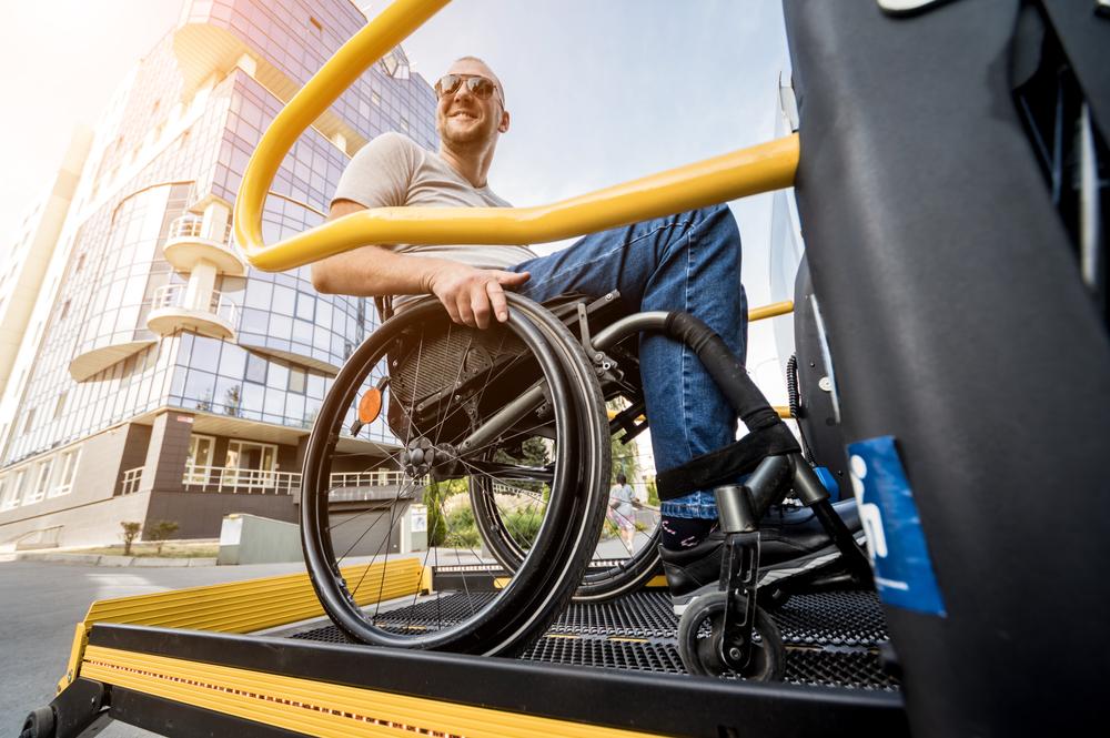 Acessibilidade é um dos pontos centrais da mobilidade urbana sustentável. (Fonte: Shutterstock)