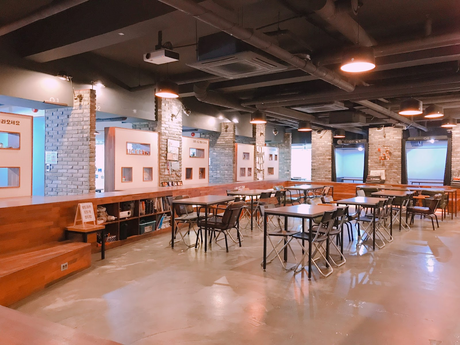 Teamplace Coworking Space in Seoul