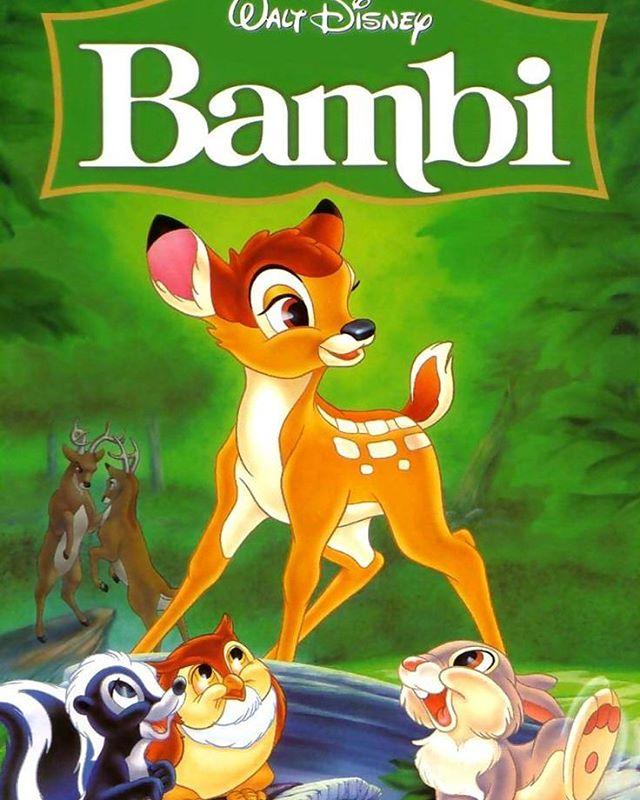 Bambi (1942, David Hand)