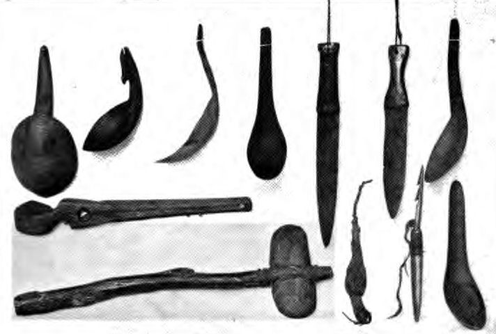 File:Native Americans in Oregon tools.jpg - Wikimedia Commons
