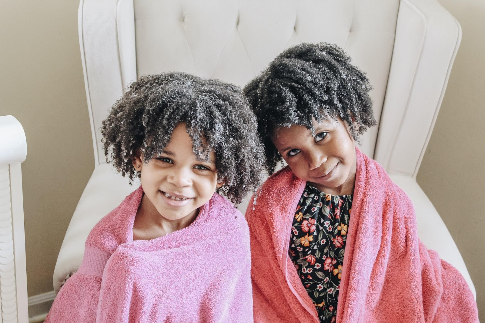 Just For Me Curl Peace For Natural Hair Kids