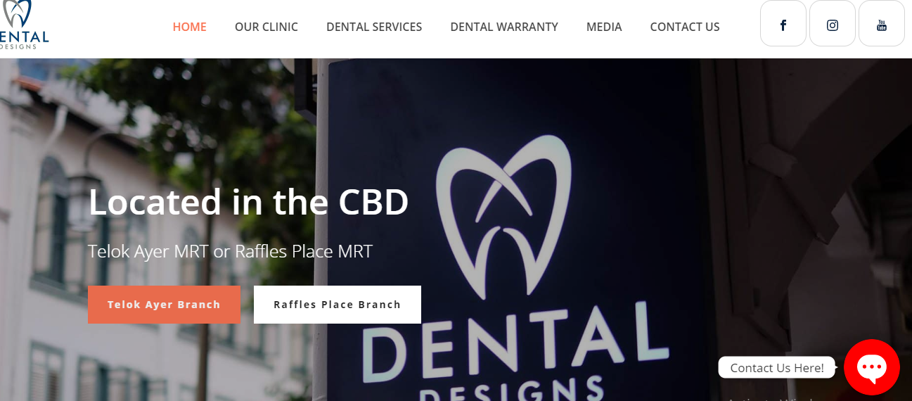 Best Dental Clinic Singapore