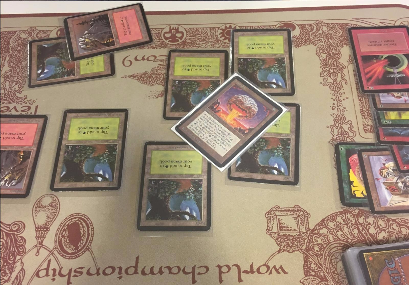 Brothers of Fire - London Old School MtG: