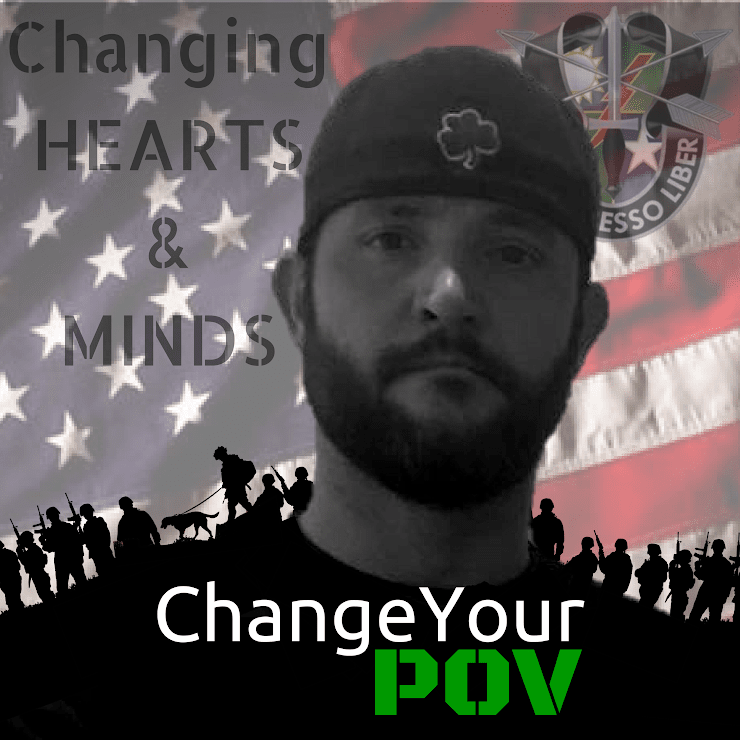 Jeff's unique combination of experience and enthusiasm is not something you want to miss! If you haven't heard his shows, check them out here:  http://changeyourpov.com/cypov-podcast/changing-hearts-and-minds