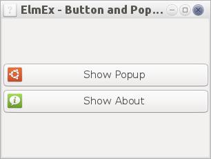 ElmEx buttons