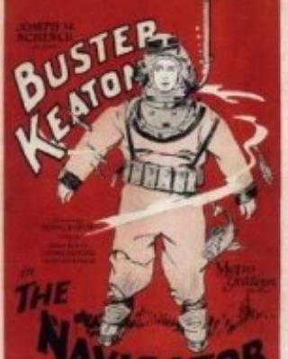 El navegante (1924, Buster Keaton)