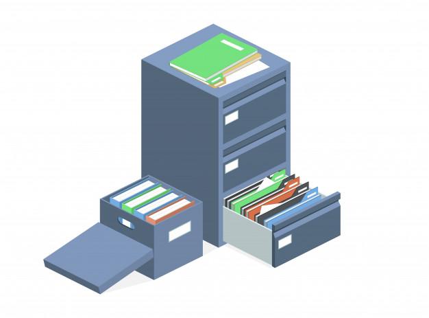 O arquivo é uma bela forma de organização