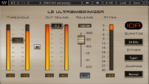 fabfilter pro l 2 shootout review   Gearshoot