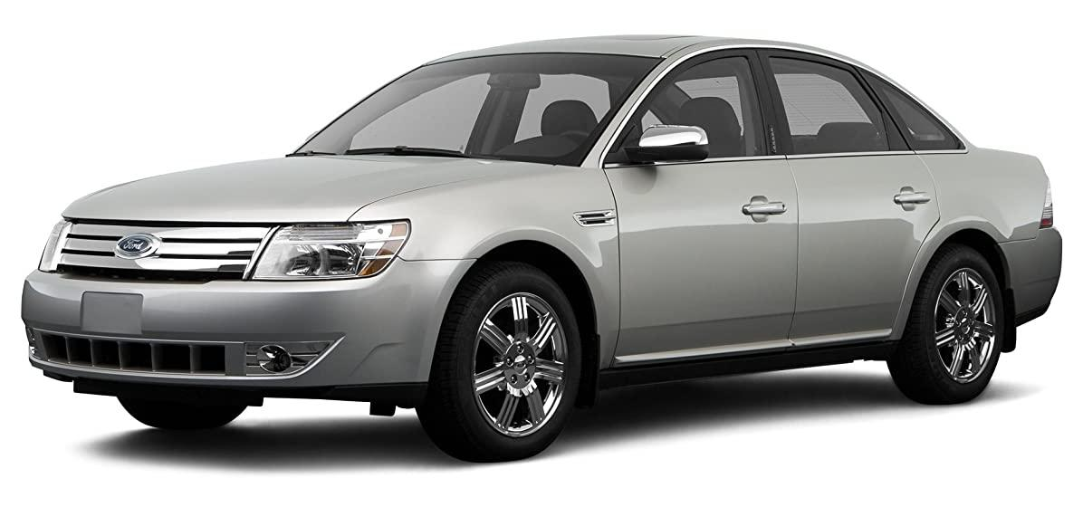 Amazon.com: 2009 Ford Taurus Limited Reviews, Images, and Specs: Vehicles