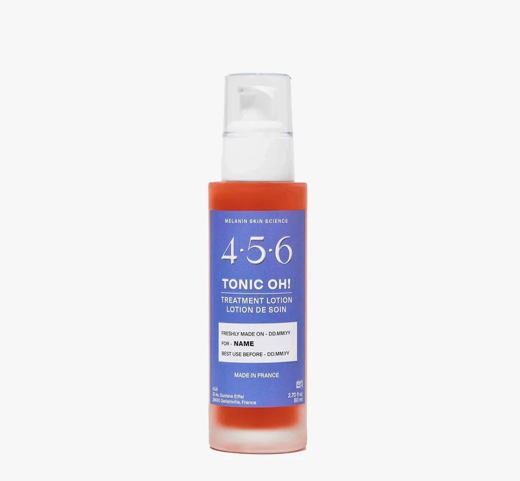 6. 456 Skin Tonic Oh! Treatment Lotion