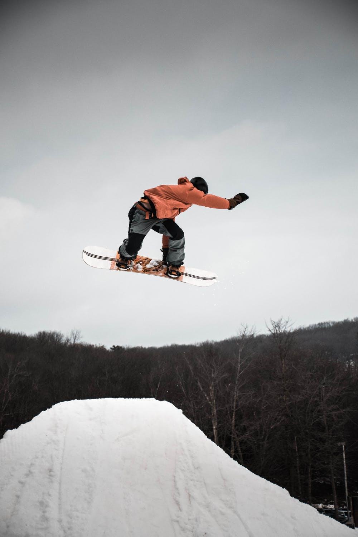 Trượt ván trên tuyết được phát minh bởi một kỹ sư