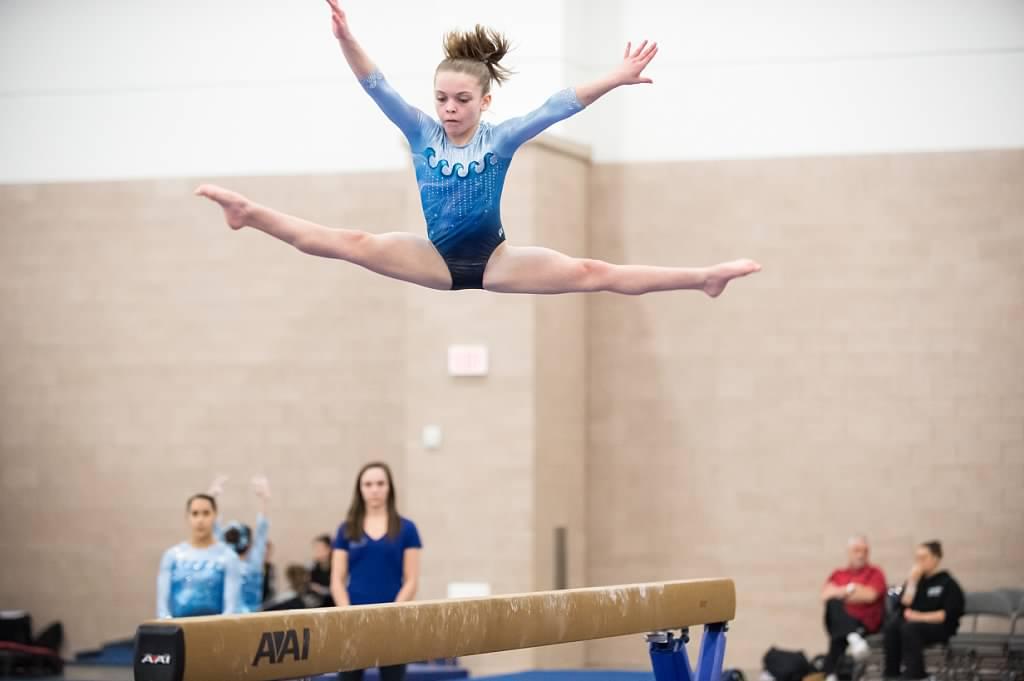 norcal gymnastics meet scores online