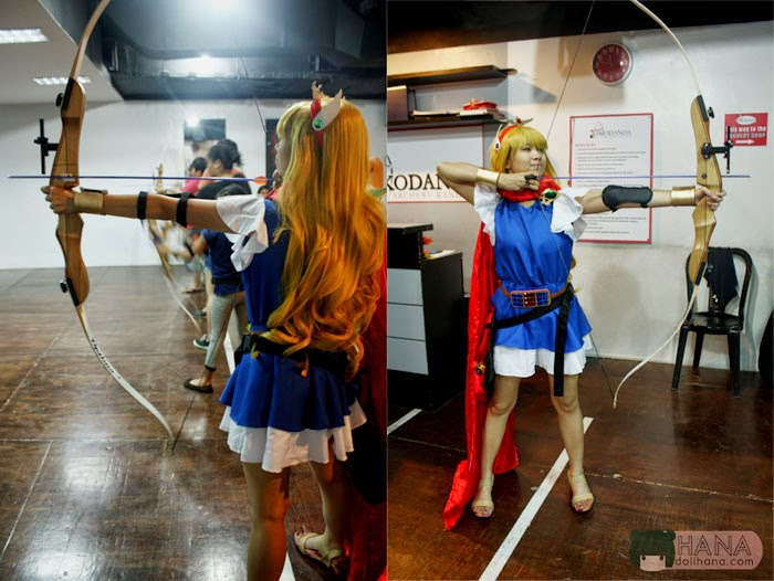 kodanda archery range makati manila philippines