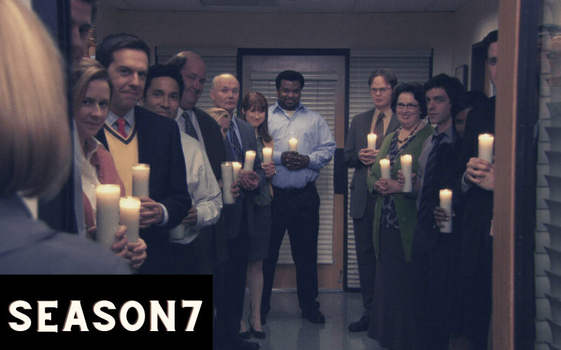 index of the office season 7