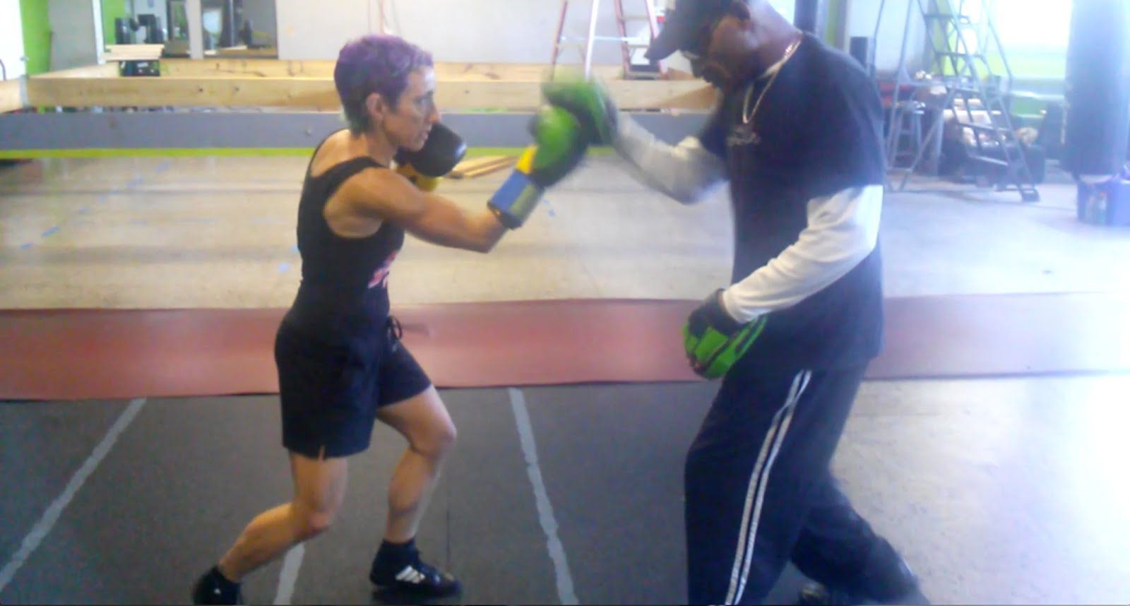 RK boxing